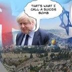 UK Plans Move of Embassy to Jerusalem