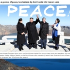 De Facto End to Korean War – Kim and Moon Declare Peace
