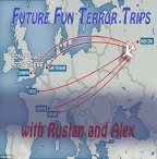 Special 48 hr Round Trip Adventure Holidays to Places of Terror and Horror
