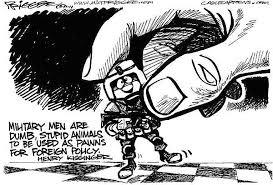 military men-used