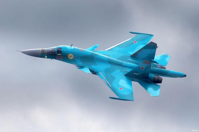 russian-Su-34-airforce-jet