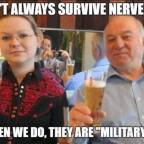 British Skripal Narrative Fails the Occam's Razor Every Step of the Way