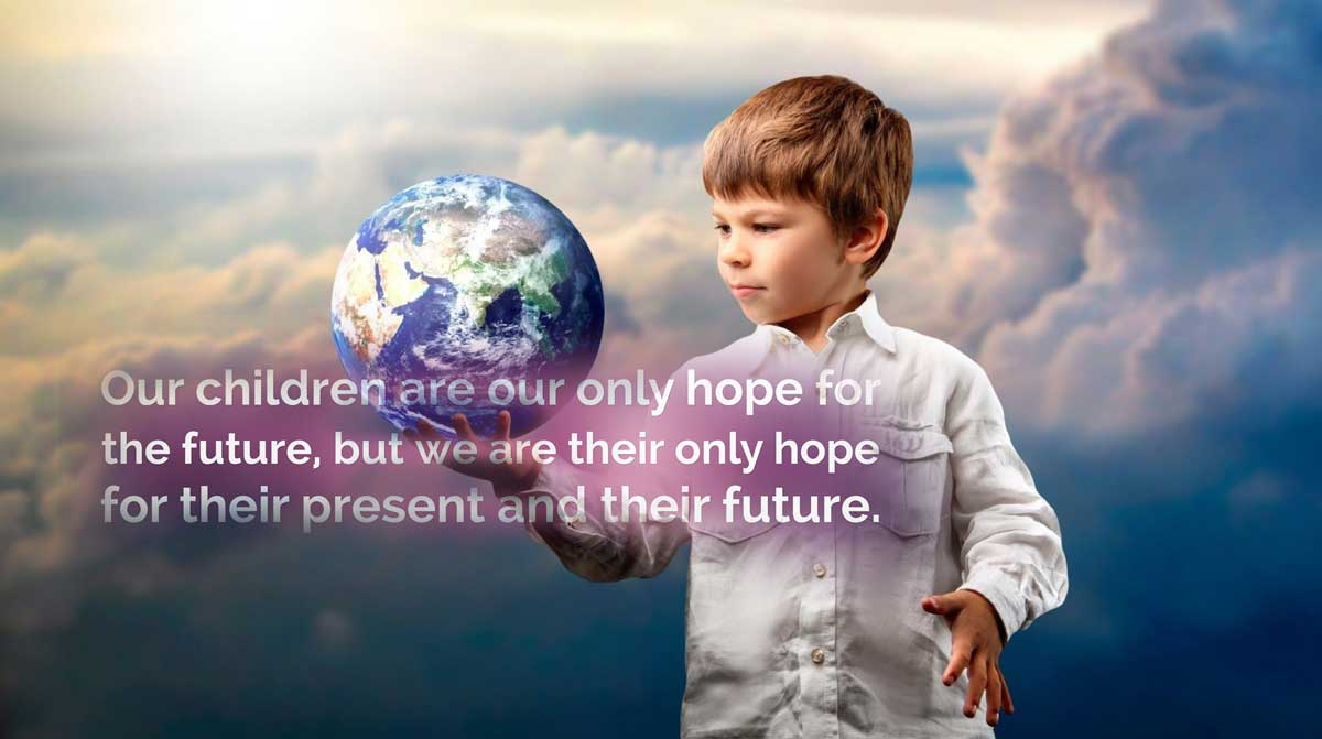 If Our Children Are Our Future, Why Are We Snuffing It Out?