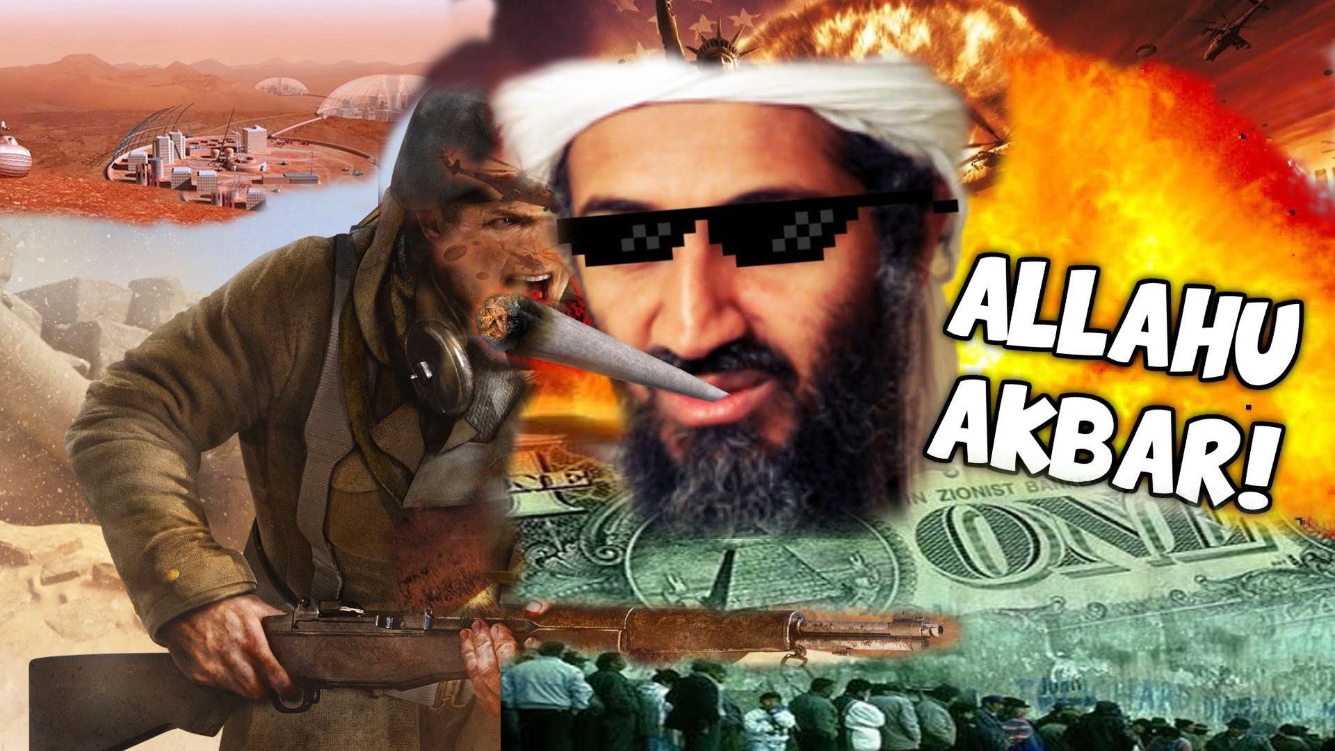 'Allahu Akbar' Fails to Sell New Campaign