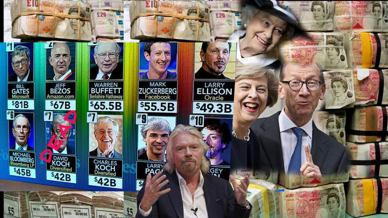 Rich Kids Sell What's Left of Democracy at Unbelievable Price – The People!