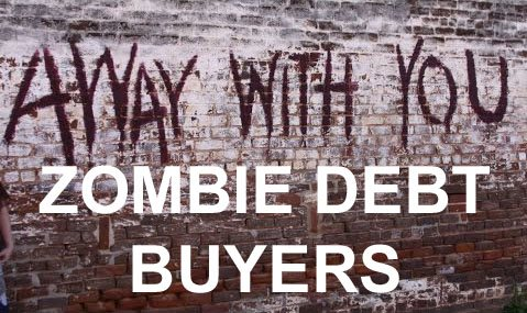 zombie debt buyers