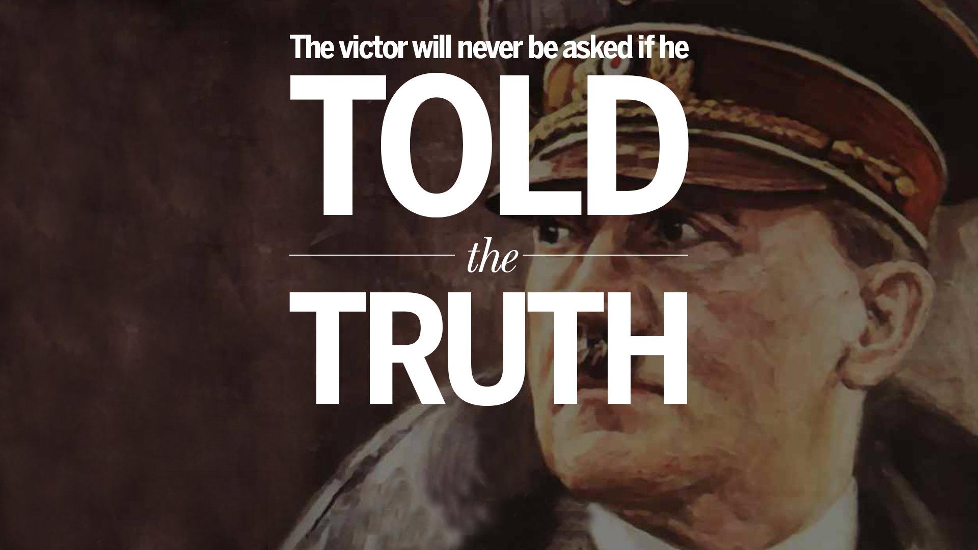 hitler-truth